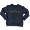 Wild Ones Sweatshirt - Navy
