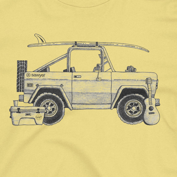 Bronco Tee - Sawyer