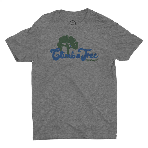 Climb a Tree Tee - Sawyer