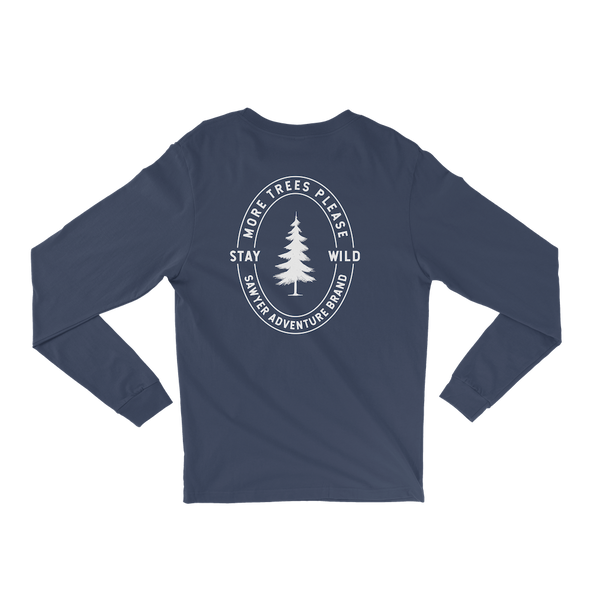 More Trees Long Sleeve Tee