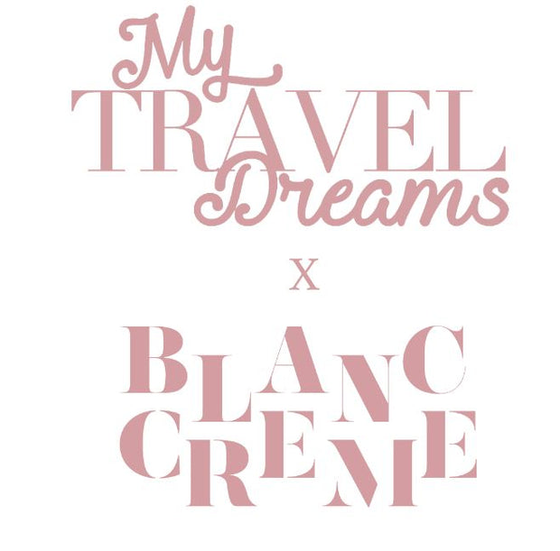 Tshirt THE BRIDE MyTravelDreams x Blanc Crème - MyTravelDreams