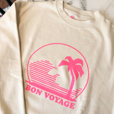 Sweat BON VOYAGE - MyTravelDreams