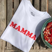 Tshirt MAMMA rouge - MyTravelDreams