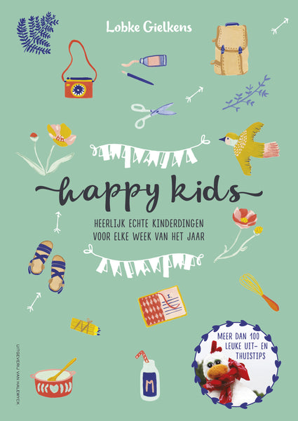 Boek | Happy Kids