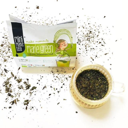 Mini Marie Tea Green Loose Leaf Tea