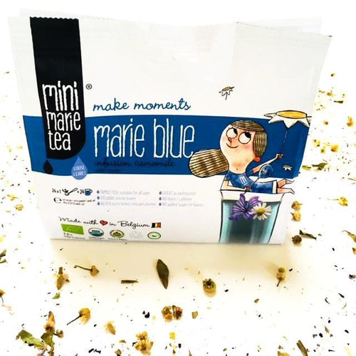 Mini Marie Tea blue Loose Leaf Tea