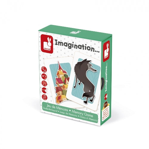 Geheugenspel | 'Imagination'