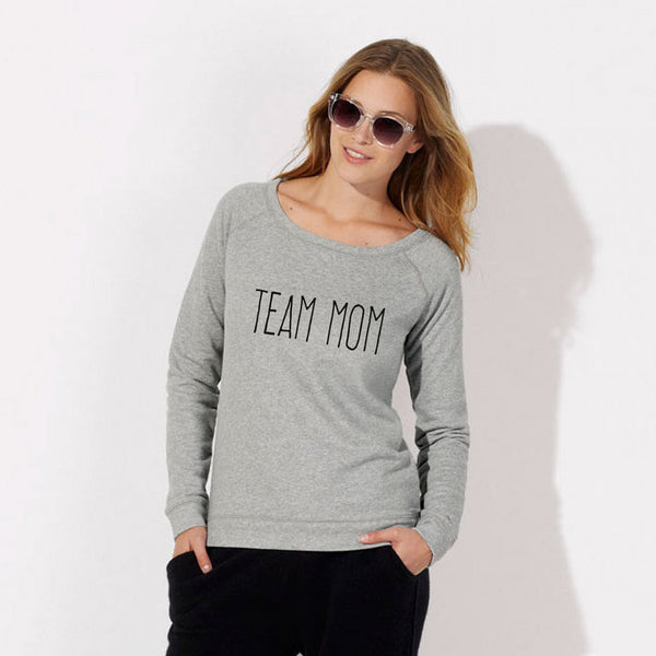 Sweater | Team Mom