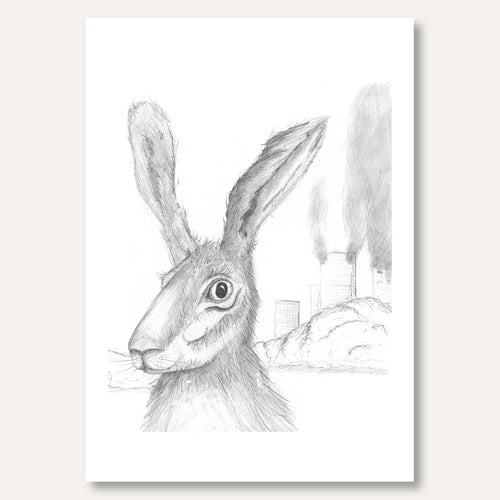 'Rabbit' by Alex Golding