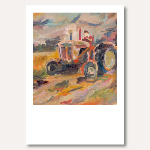 'David Brown at Canterbury Harvest' by Georgina Jolly