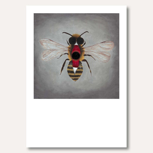 'Bee-hold an Eye' by Isabel Giller