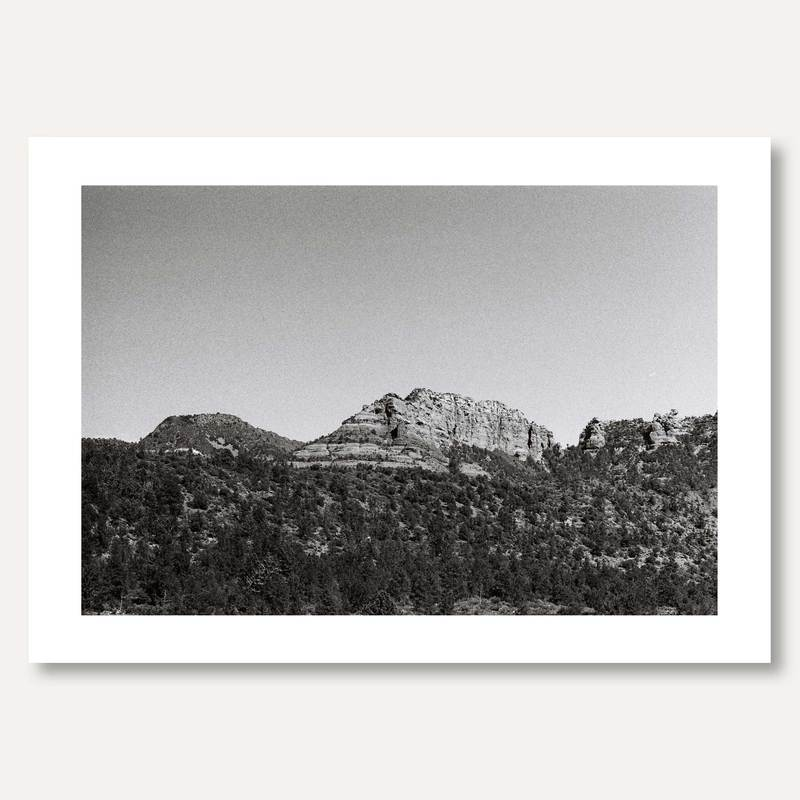 'Morning Utah' framed one off by Louie Kinder Rycroft