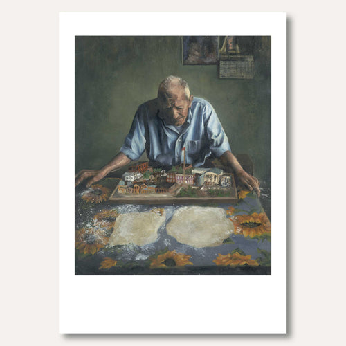 'The Breadmaker' by Ruby McCallum