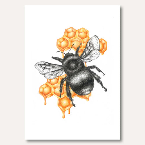 'Honey, Bee Mine' by Samantha Andrew