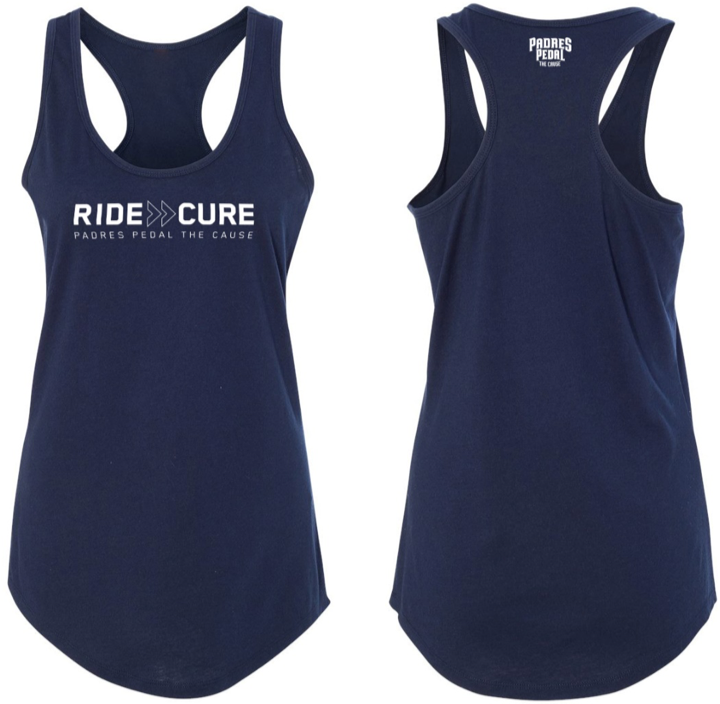 Women's RIDE>>CURE Tank