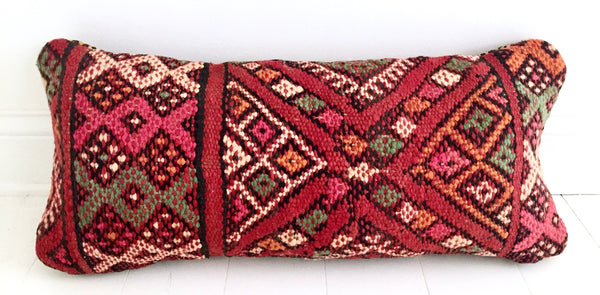 Double-sided Vintage Pillow