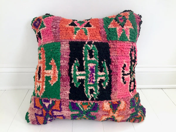 Vintage Double-sided Pillow