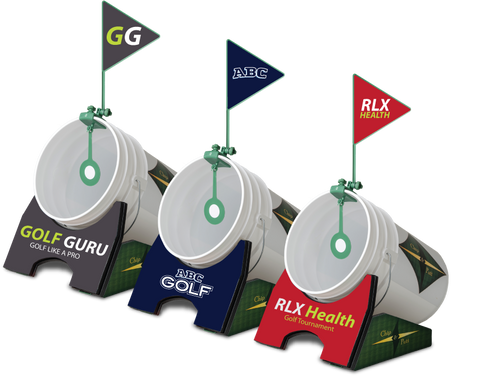Custom Chip & Putt PRO.   Practice = Great Golf Game (G3)
