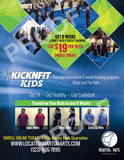 KICKNFIT Full Page Ads (Vertical)