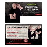 "Krav Maga 6""x11"" Postcards"