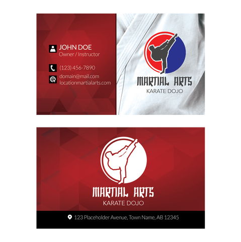 Concept 1- Business Cards- Gi