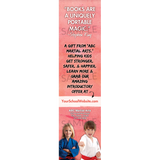 Kids Martial Arts Bookmark