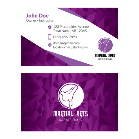 Concept 2- Business Cards- Neutral