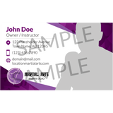 Concept 2- Business Cards- Your Image