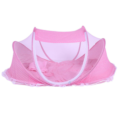 Portable Foldable Mosquito Net Baby Crib