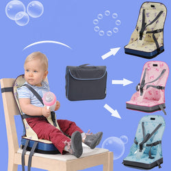 Baby Portable Folding Feeding Booster Seat