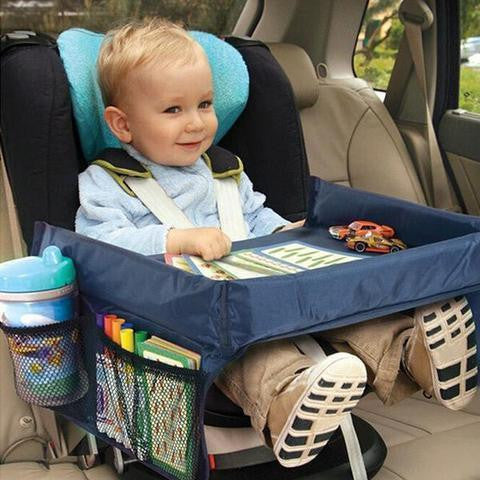 Kids Portable Car Tray