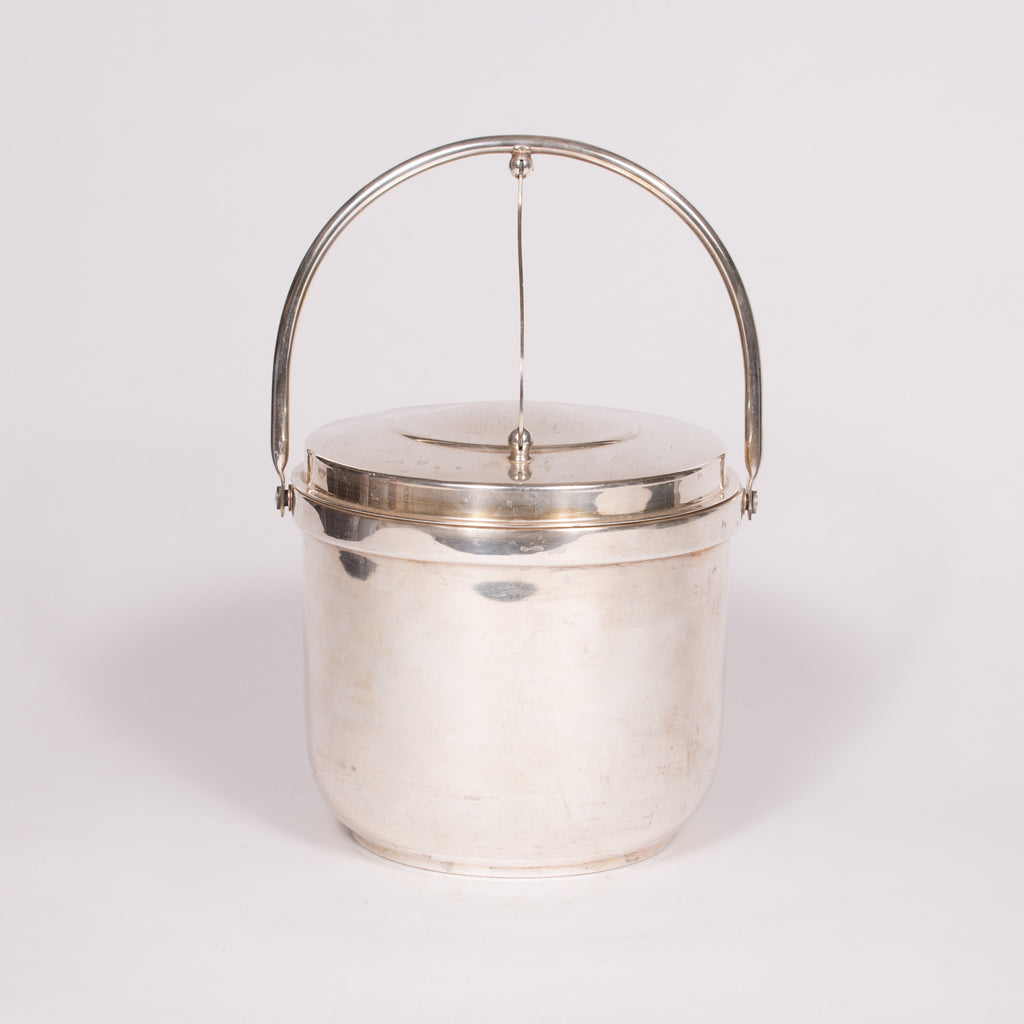 Midcentury Sterling Silver Ice Bucket