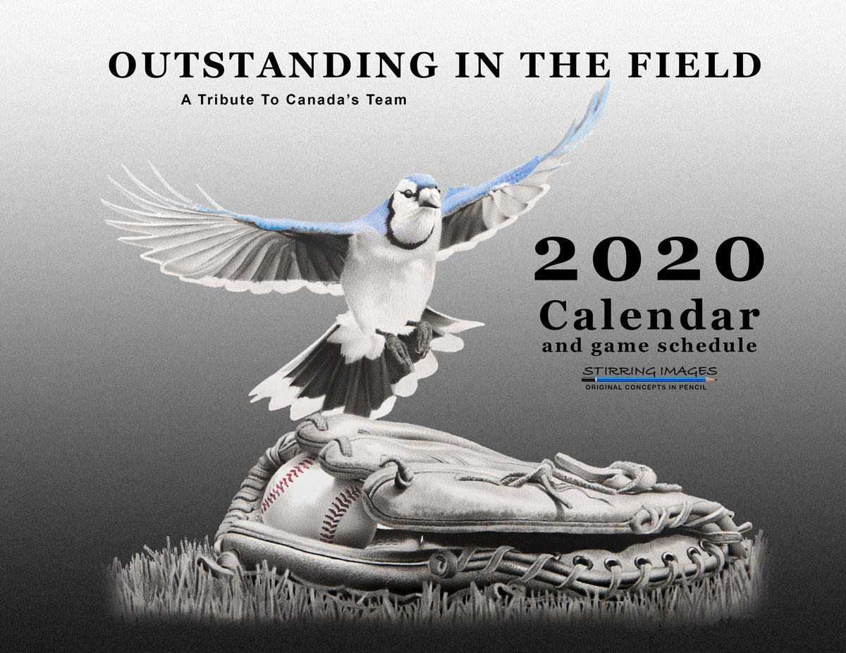Blue jay's 2020 Calendar and Game Schedule