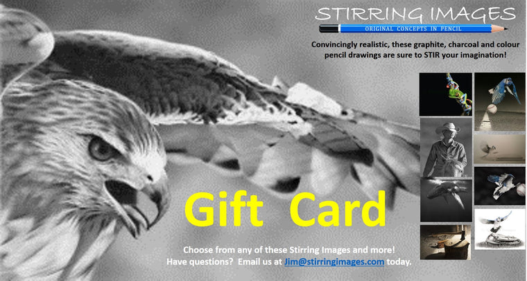 Stirring Images Gift Card