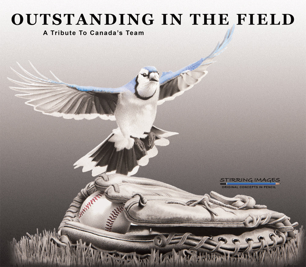 BOOK - Outstanding in the Field: A Tribute to Canada's Team