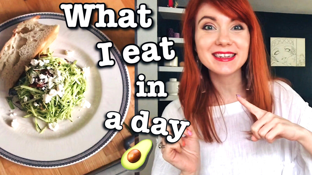 What I Eat in a Day as a Vegetarian