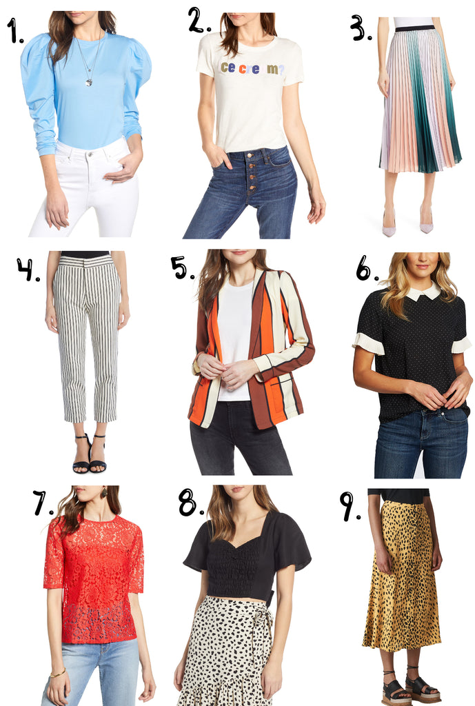 Nickichicki Nordstrom Half Yearly Sale Picks