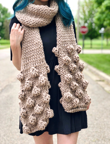 MADE TO ORDER : Amazebobble Scarf