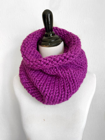Neckwarmer in Lolli