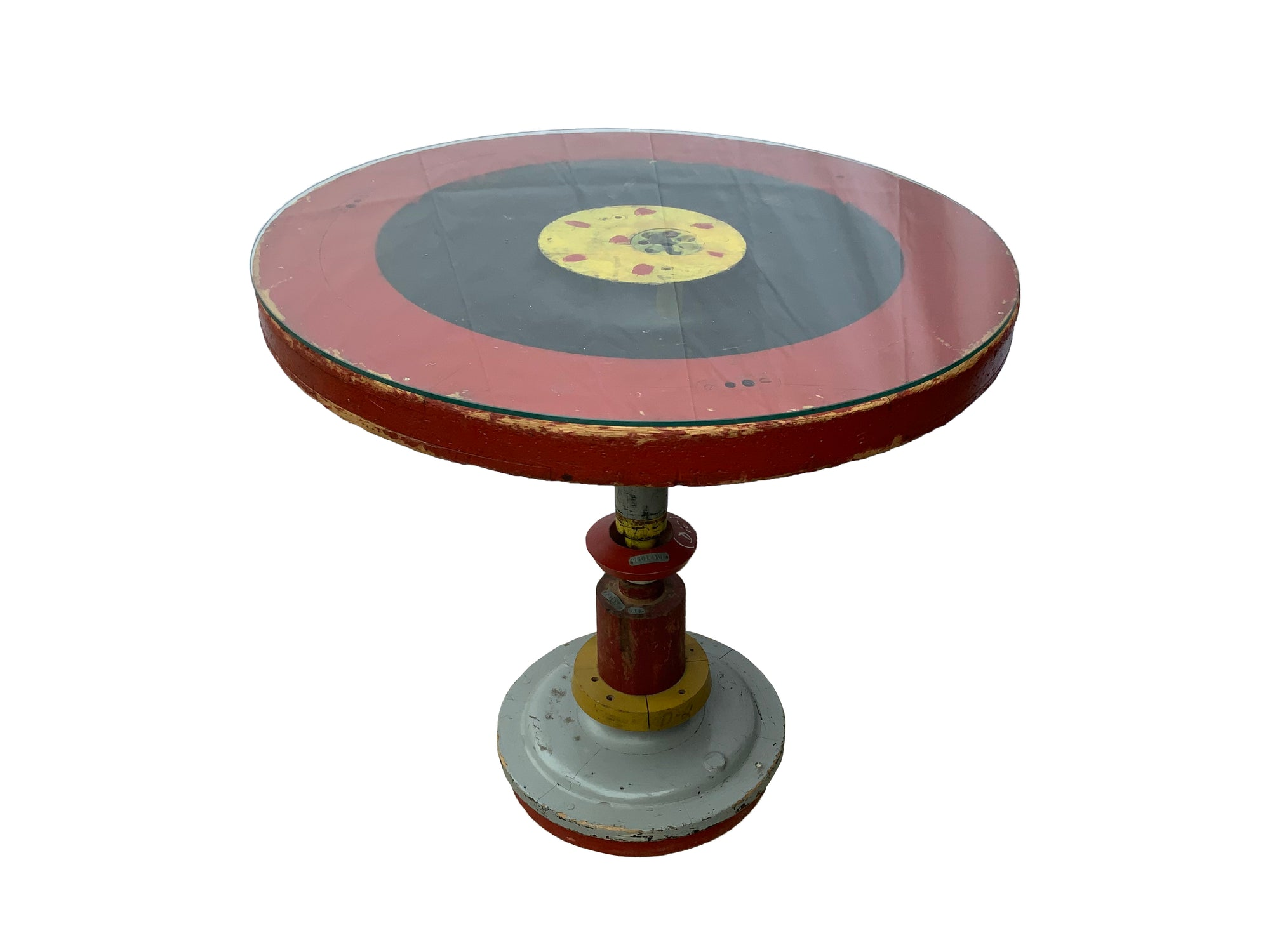Antique Gear Table