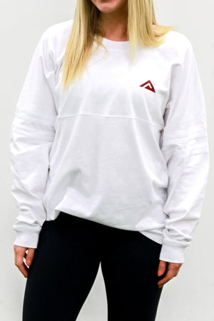 White Women's Long Sleeve