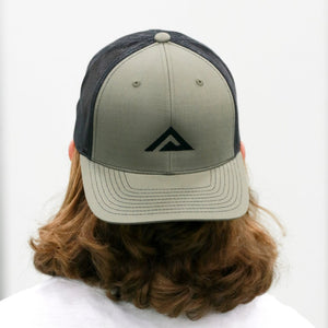 Alpine Green/Black Snapback