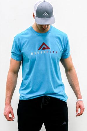 Teal Performance T-Shirt (Unisex)