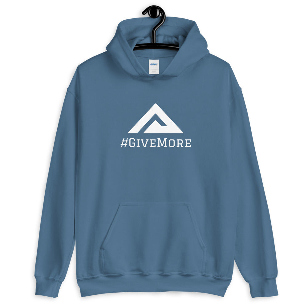 #GiveMore Hoodie