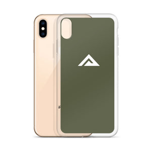 Alpine Green iPhone Case