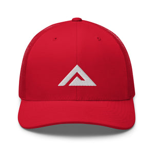 Red/White Snapback