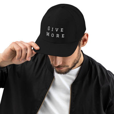 #GiveMore Snapback
