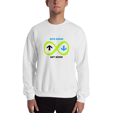 Green Infinity Sweatshirt