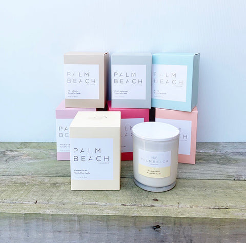 PALM BEACH SOY CANDLE