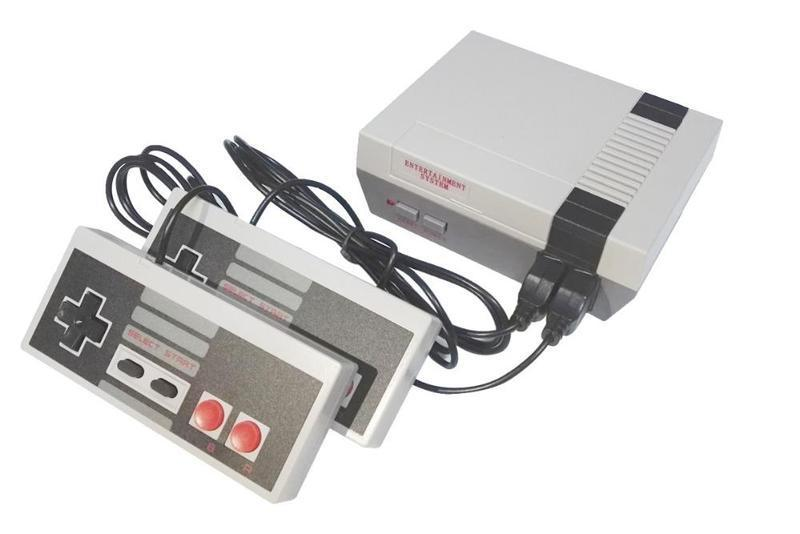 Vintage Video Game Console